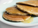Good Morning! Buckwheat Pancakes