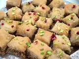 Pistachio and Honey Baklava