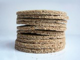 Scottish food: Oatcakes