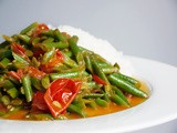 Tumis Buncis (Indonesian Green Beans)