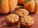 Deliciously Easy Apple Cinnamon Muffins #Steviva #Erysweet
