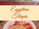 Egyptian Tilapia with Sumac Roasted Carrots
