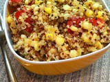 Food Network's Quinoa Corn Salad