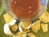 Get it Hot – SalsaCrazy Habanero Salsa Review #salsa
