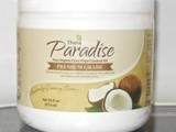 Paradise Coconut Oil Review + Honey Corn Bread #theravita
