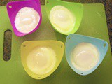 Poached Eggs Made Easy with Silicone Egg Poachers by r Source #EggPoacher