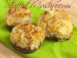 Rumiano Cheese Company Review & Cheesy Crab Stuffed Mushrooms Recipe
