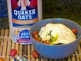 Soar Like An Eagle with a Quaker® Oats Breakfast Salad #BringYourBestBowl #Kroger