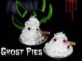 Spooky Pumpkin Ghost Pies #EffortlessPies
