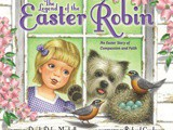 The Legend of Easter Robin review and giveaway #EasterRobin #FlyBy