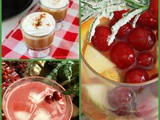 Tickle My Tastebuds Tuesday #176 is live featuring Holiday Drink Recipes