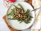 Paleo Green Bean Almondine