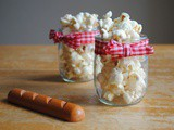 Fun food for children: Popcorn