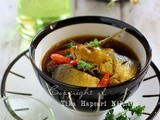 Guest Post: Betawinese style milkfish stew in soy sauce by Tika from Cemplang Cemplung