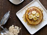 Oats & Wholewheat Pancakes