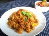 Chicken Sambal Fried Rice ~ My Guest #10....Arthy