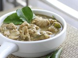 Green Chicken Curry...My Version :)
