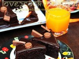Moist Chocolate Cake (new recipe)