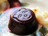 Rich Chocolate Pudding, Eggless