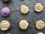 Blueberry & Lemon Yo-Yo Cookies