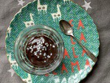 Christmas Biscoff and Chocolate Truffle Pots