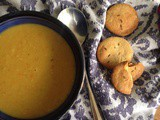 Curried lentil (Dhal) Soup