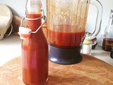 My Special Fiery Chipotle Chilli Sauce
