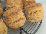 Sticky Toffee Scones