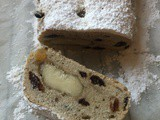 Stollen (egg-free, dairy-free and nut-free)