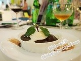 Dark Chocolate Soup With Chef Diego Chiarini At afc Studio