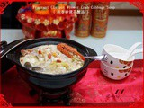 Fragrant Claypot Flower Crab Cabbage Soup ( 浓香砂煲花蟹汤 )