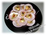 Lovely Steamed Open-shell Scallops | Welcome To Shirley's Luxury Haven