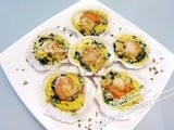 Pan-Seared Scallops in Lemon Myrtle Cream