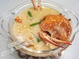 Tasty Flower Crab Soup (美味花蟹汤)