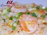 Yummy Happy Call Pan Succulent Prawns Carrot Cake Recipe