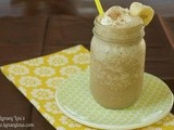 Banana-Rama Coffee Milkshake
