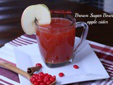 Brown Sugar Bourbon Apple Cider