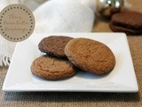 Chewy, Brown Butter Gingersnaps
