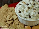 Chocolate Chip, Heath Cookie Dough Dip