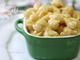 Creamy, Quick Shells and Cheese