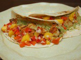 Cumin-Seared Scallop Tacos