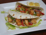 Fish Tacos with Fresh Salsa