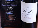 Ghirardelli Chocolate and Josh Cellars Wines #asweetpairing