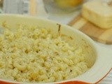 Macaroni and Cheese: Apple Lover's Style
