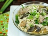 Slow Cooker Week: Japanese Pork and Ramen Soup