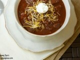Slow Cooker Week: Texas Chili