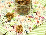 Src: Homemade (Gluten Free) Granola with Quinoa