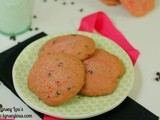 Strawberry Chocolate Chip Cake Mix Cookies