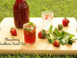 Strawberry Southern Sweet Tea