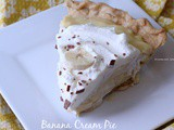 The Best Banana Cream Pie